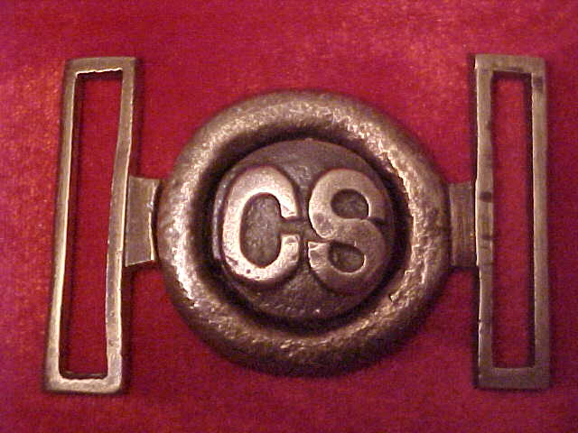Tennessee CS buckle
