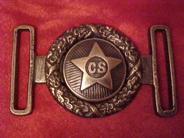 Miller CS two piece buckle